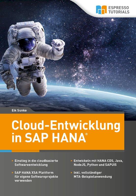 Cloud-Entwicklung in SAP HANA XSA
